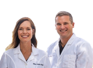 Dr. Zwick and Dr. Joe