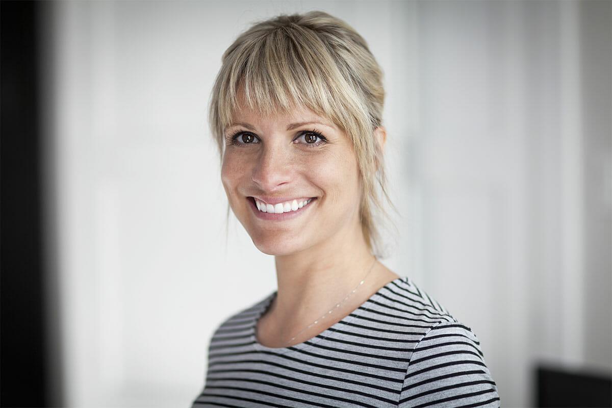 Dental Hygiene Care Woman Smiling